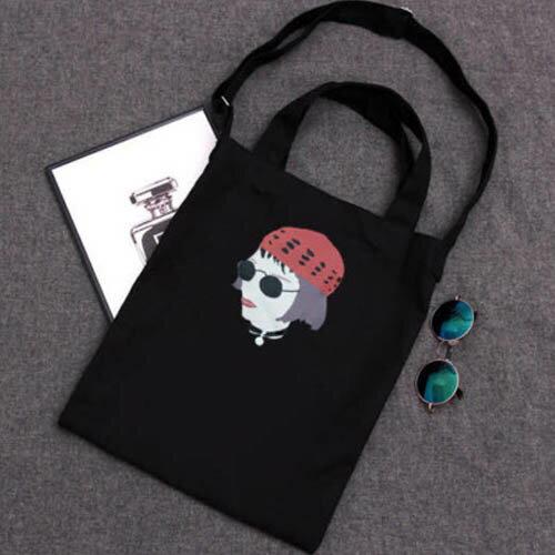 手提包 帆布袋 手提袋 環保購物袋【DEA0042】 BOBI  08/18 0
