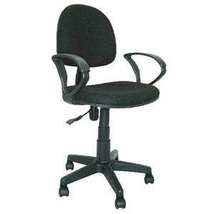 雙扶手氣壓棒辦公椅電腦椅^~含後仰 ^~ C65~LT025