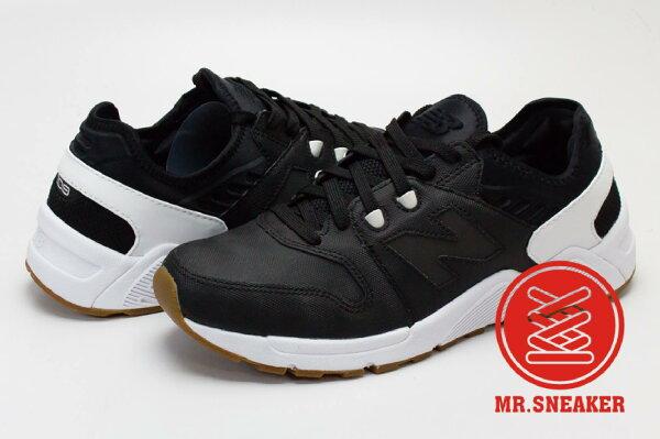 ☆Mr.Sneaker☆ New Balance ML009 UTB Reinvent 997 998 999 襪套式 Rapid Rebound 避震 似 武士鞋 黑色 男女段