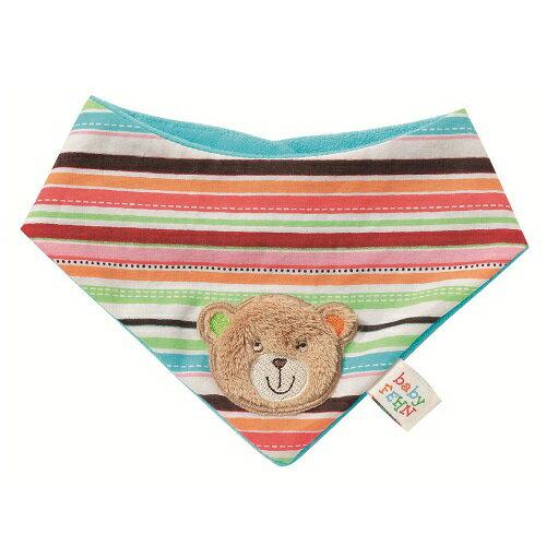 德國【BabyFEHN】奧斯卡小熊布偶圍巾