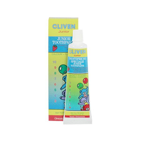CLIVEN香草森林-幼童3~10歲防蛀牙膏50ml