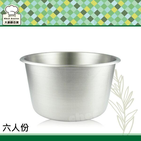 理想牌極致316不鏽鋼六人份電鍋內鍋18cm調理湯鍋-大廚師百貨