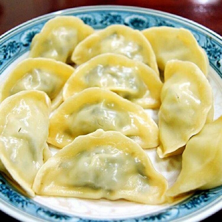 老山東海菜黃金蒸餃