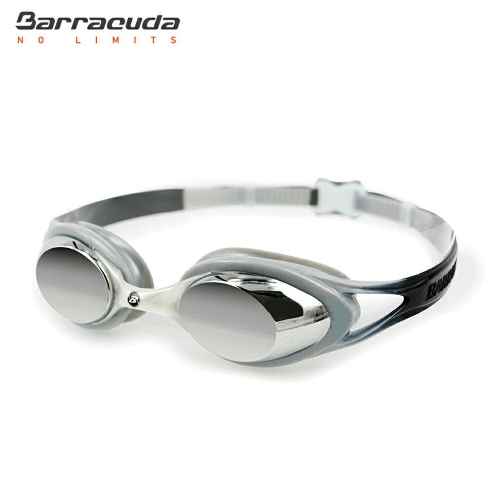 美國巴洛酷達Barracuda兒童抗UV電鍍泳鏡-CARNAVAL#34710 1