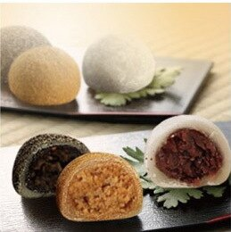 【高雄不二家】10入麻糬禮盒(綜合)─復刻傳統美味,最好茶飲小點心。