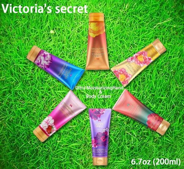 【彤彤小舖】Victoria's secret 維多利亞的秘密 VS 香氛超保濕手與身體乳霜 200ml 美國原廠