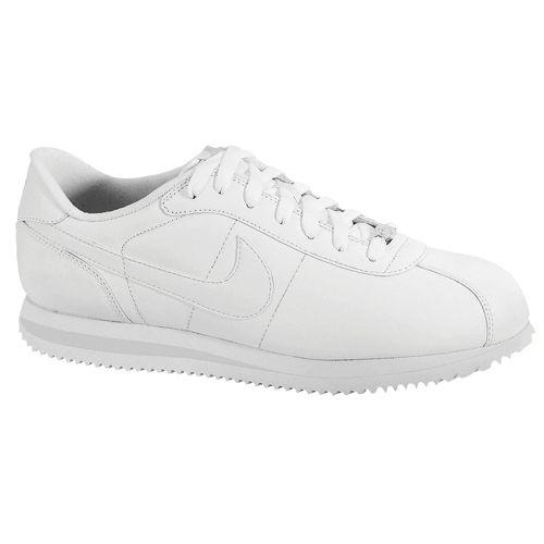 【蟹老闆】NIKE【現貨+預購】CORTEZ LEATHER'06 阿甘鞋 素面 白色 男女鞋