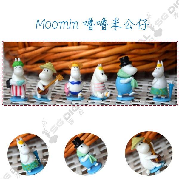 MOOMIN嚕嚕米公仔 (姆明嚕嚕米) 造型家庭擺飾飾品公仔娃娃玩偶生日禮盒禮物