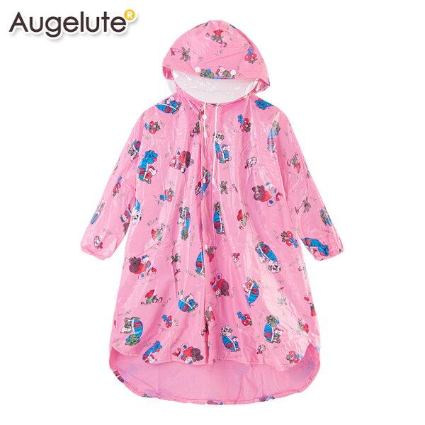 兒童雨衣 可愛滿版卡通造型 30918