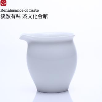 【淡然有味】白色茶海 ● 茶具組