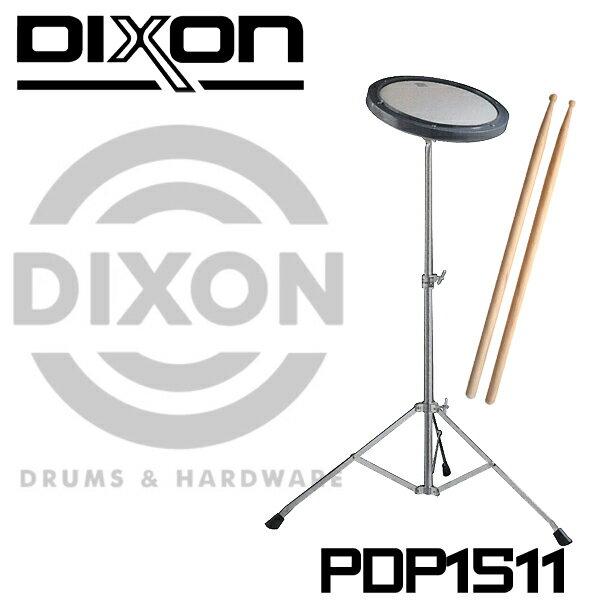 【非凡樂器】DIXON PDP1511 練習用打點板架打點版/含打點板【現貨供應】再送鼓棒x1