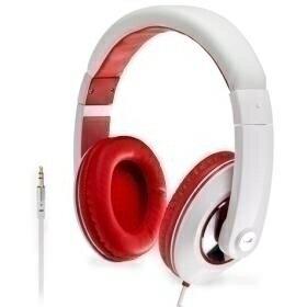 E-books G4 魔幻美聲高音質全罩耳機 -白