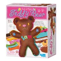 ~ 4M ~我的泰迪熊玩偶 Easy~to~Make Teddy Bear ~  好康折扣
