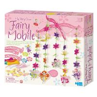~ 4M ~花精靈旋轉掛飾 Make Your Own Fairy Mobile ~  好