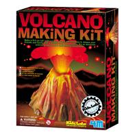 ~ 4M ~科學系列之火山爆發 Volcano Making Kit
