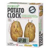 ~ 4M ~馬鈴薯時鐘 Potato Clock
