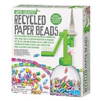 ~ 4M ~綠色創作系列 ~ 環保串珠 Recycled Paper Beans ~  好