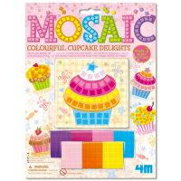 ~ 4M ~Mosaic Colourful Cupcake Delights杯子蛋糕馬賽