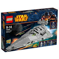樂高積木 LEGO《 LT75055 》2014 年 STAR WARS™ 星際大戰系列 > Imperial Star Destroyer™