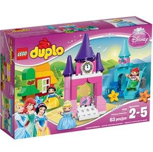 樂高積木 LEGO~ LT10596 ~2015年 Duplo 幼兒系列 ~ 迪士尼公主®