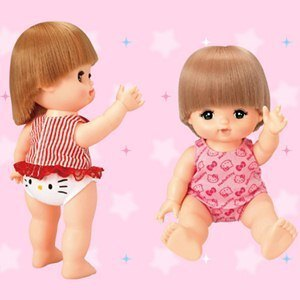 【 小美樂娃娃 】配件-KITTY 內衣組