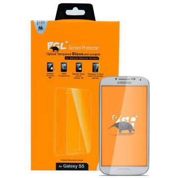 {光華新天地創意電子}PGL+ iPhone5/5s/5c 0.21mm 玻璃螢幕保護貼.   喔!看呢來