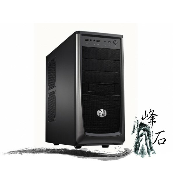 樂天限時優惠! CoolerMaster Elite 372 USB3.0 機殼 RC-372-KKN3