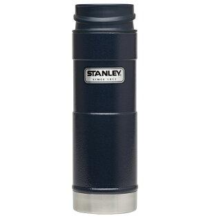【鄉野情戶外專業】 Stanley |美國|  經典單手保溫咖啡杯/304不鏽鋼保溫杯/10-01394 【473ml】