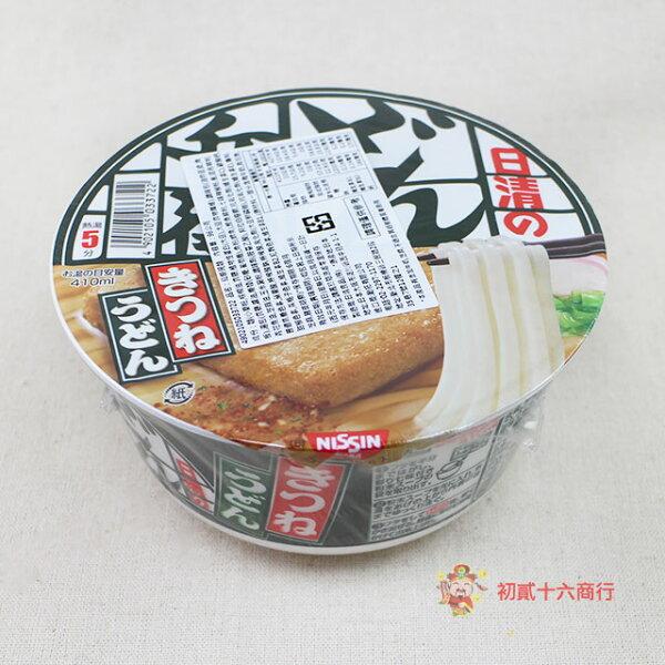 【0216零食會社】日清_兵衛油豆腐碗麵96g