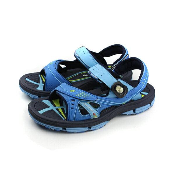 G.P 涼鞋 淺藍 男款 no689