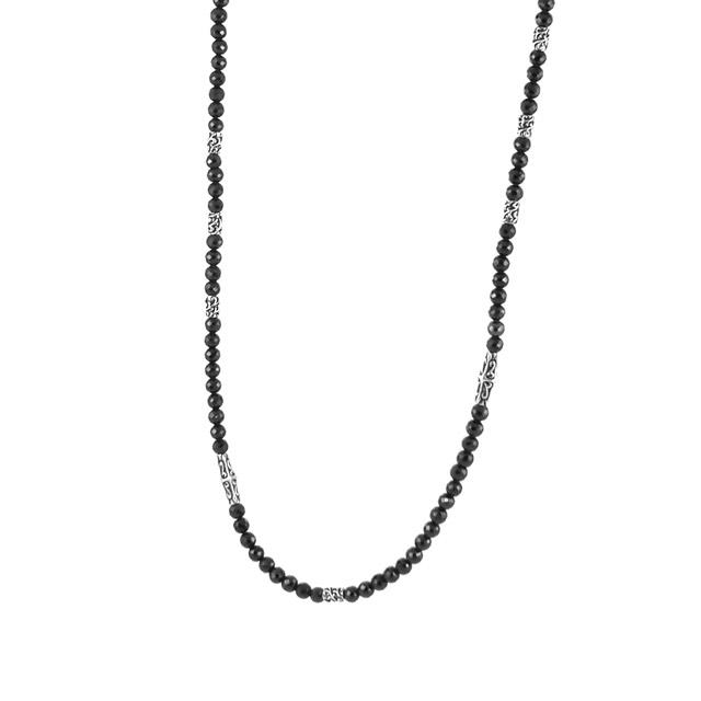 【海外訂購】【Bloody Mary】Ritual 歌德尖晶石純銀項鍊 50cm (BMN1109-Bsp-50  058377B500) 0