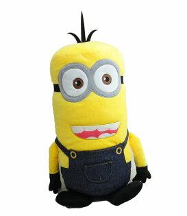 【UNIPRO】小小兵 Minions 凱文 Kevin 12吋 絨毛 玩偶 娃娃 抱枕 禮物 正版授權 神偷奶爸