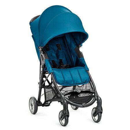 美國【Baby Jogger】City Mini Zip推車(藍) - 限時優惠好康折扣