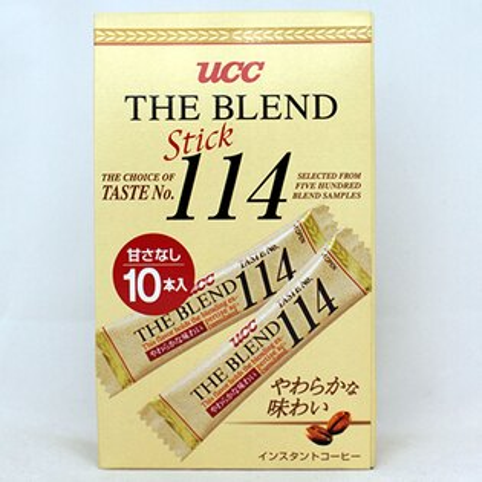 【敵富朗超巿】UCC114隨身包咖啡