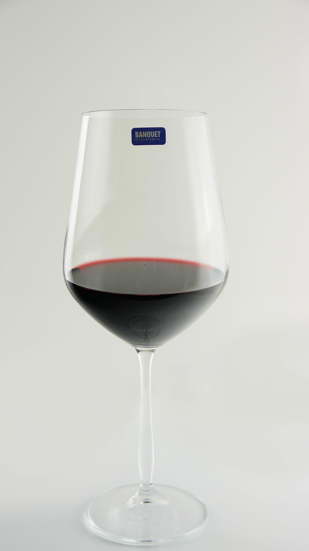 【曉風】水晶紅酒杯6入裝*《Banquet Crystal 歐洲水晶酒杯 800ml★美食家典藏版》 1