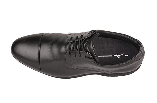 Mizuno WAVE LD40 ST2 BUSINESS WALKING 寬楦健走鞋 5