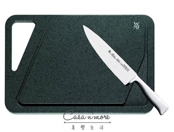 WMF Grand Gourmet 20cm 主廚刀+WMF 頂級中型砧板 38X25