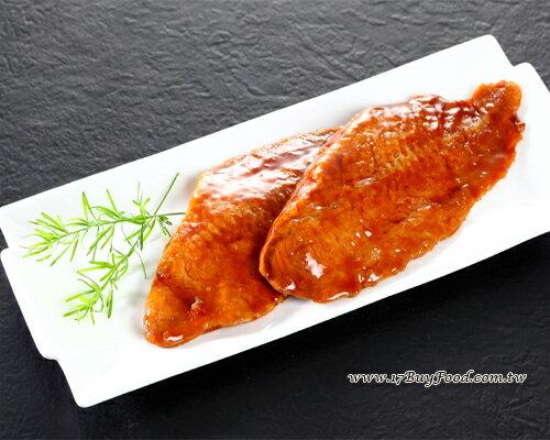 蒲燒魚排家庭號(鱈斑魚組) 0