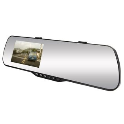 【純米小舖】攝錄王 Z5+ Full HD 1080P高解析 後視鏡型 行車記錄器-快
