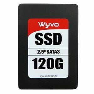 *╯新風尚潮流╭* Wyvo 120G SATA 3 6Gb/s 2.5吋固態硬碟 SSB120GTLC4-SA-AF