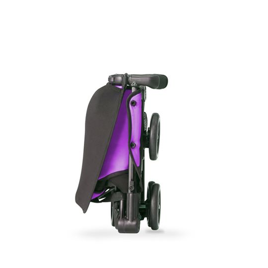【Goodbaby】Pockit 折疊嬰兒手推車(粉紫色) POSH PINK 616230006 1