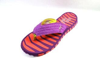 [陽光樂活] Skechers(女) Go Flex Vitality 夾腳拖鞋  -14258PROR