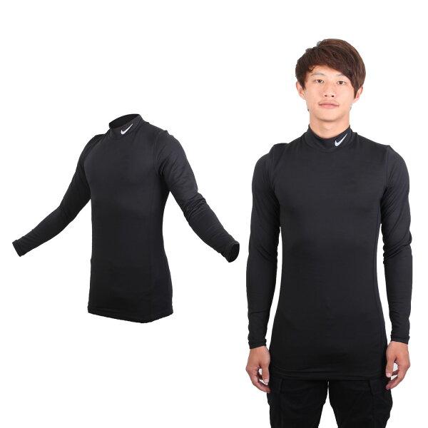 NIKE GOLF 男快速排汗長袖高領衫 (免運 T恤 路跑 健身 高爾夫【03370523】≡排汗專家≡