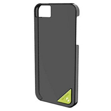 ~斯瑪鋒數位~X-doria Apple iPhone 5/5S/5SE Engage Lanyard透色外殼(霧面透黑)