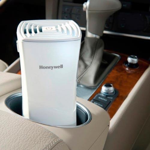 Honeywell 空氣清淨機 HHT600 車用空氣清淨機 (白) (附USB及車用轉接頭)