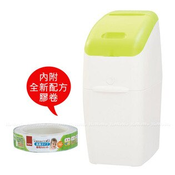 愛普力卡 Aprica 專利除臭抗菌尿布處理器09001