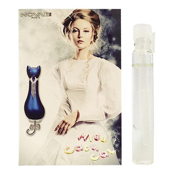 Novae Plus 紫貓物語 愛情神話 伊莉絲-藍 香水 1.5ml 針管《Belle倍莉小舖》