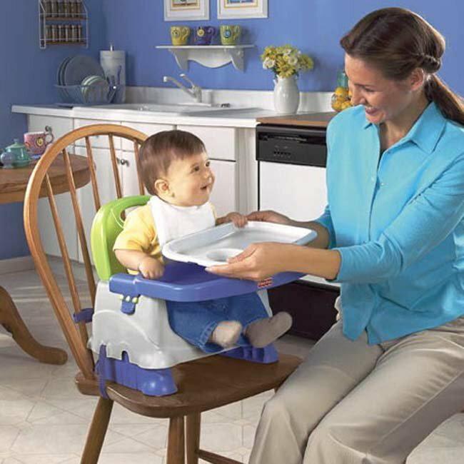 『121婦嬰用品館』費雪 寶寶小餐椅 2