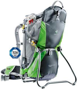 【露營趣】中和 5好禮 德國 deuter 36504 Kid Comfort Air 14L 嬰兒背架 嬰兒背包
