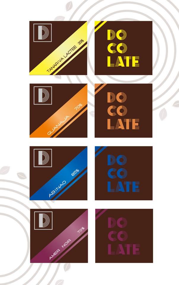 Carre A GUSTATION 特選品味片狀巧克力 9片 2